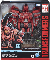 Wholesalers of Transformers Gen Studio Series Leader Overload toys image