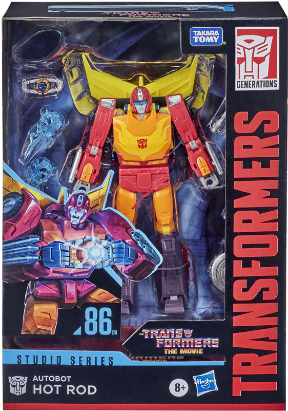 Wholesalers of Transformers Generations Voyager 86 Hot Rod toys