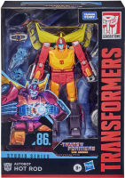 Wholesalers of Transformers Generations Voyager 86 Hot Rod toys image