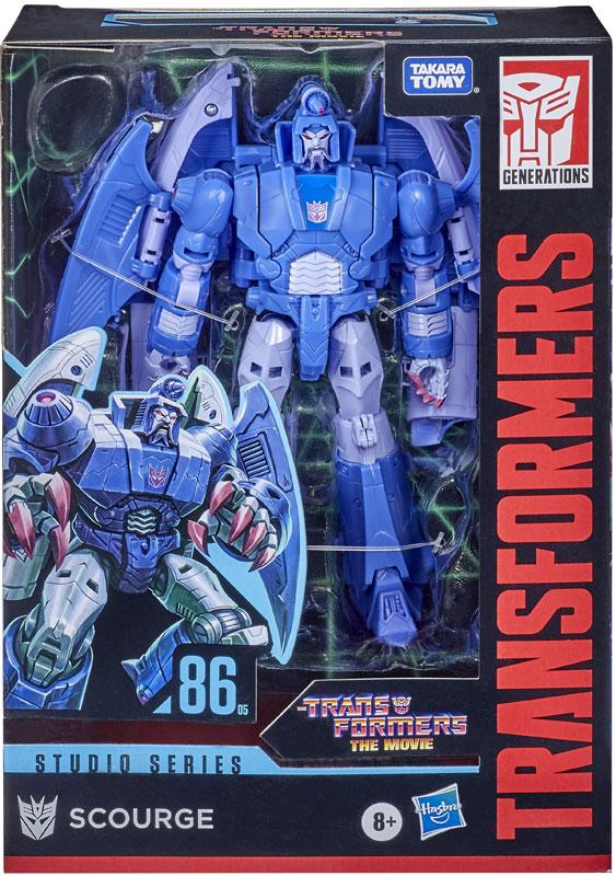 Wholesalers of Transformers Gen Studio Series Voy 86 Scourge toys