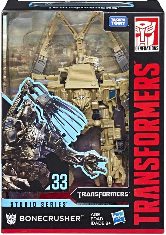 Wholesalers of Transformers Gen Studio Series Voyager Bonecrush toys
