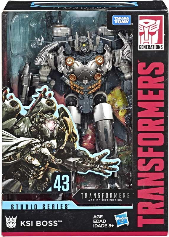 Wholesalers of Transformers Gen Studio Series Voyager Ksi Boss toys