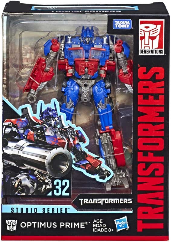 Wholesalers of Transformers Gen Studio Series Voyager Opt Prime toys