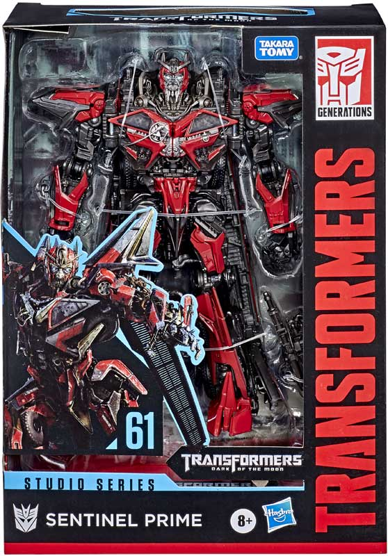 Wholesalers of Transformers Gen Studio Series Voyager Sentinel P toys