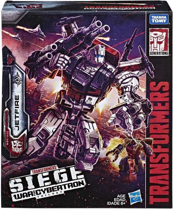 Wholesalers of Transformers Gen Wfc Commander Class toys