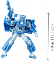 Wholesalers of Transformers Gen Wfc Deluxe Chromia toys image 4