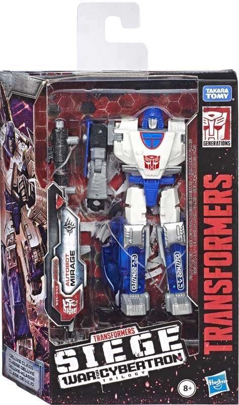 Wholesalers of Transformers Gen Wfc Deluxe Fan Vote Mirage toys