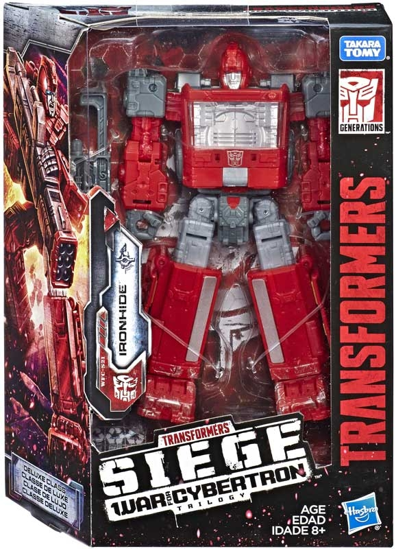 Wholesalers of Transformers Gen Wfc Deluxe Ironhide toys