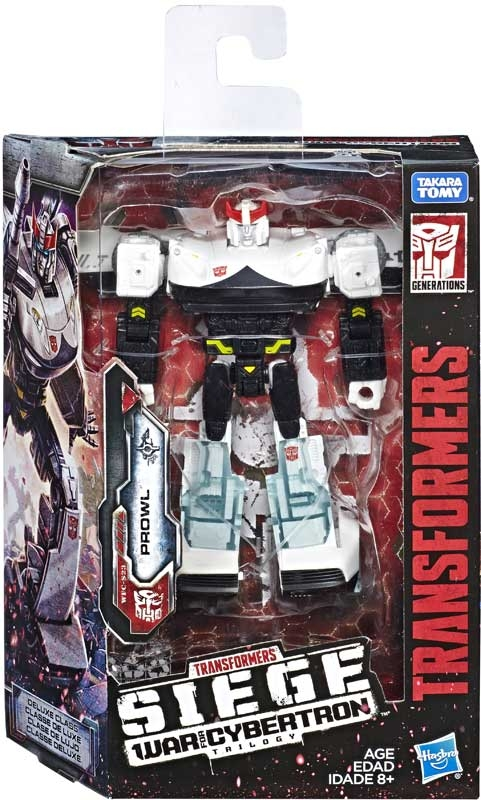 Wholesalers of Transformers Gen Wfc Deluxe Prowl toys