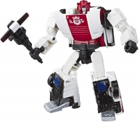 Wholesalers of Transformers Gen Wfc Deluxe Red Alert toys image 2