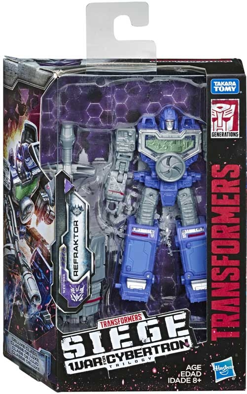 Wholesalers of Transformers Gen Wfc Deluxe Reflector toys