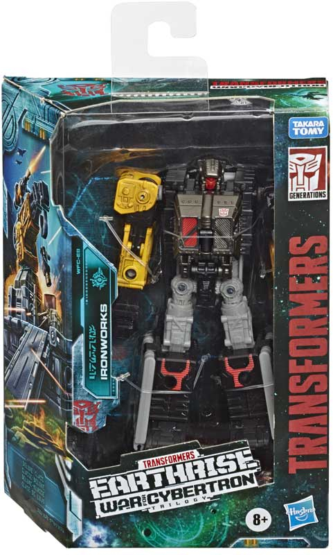 Wholesalers of Transformers Gen Wfc E Deluxe Asst toys