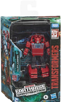 Wholesalers of Transformers Gen Wfc E Deluxe Cliffjumper toys image