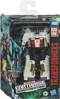 Wholesalers of Transformers Gen Wfc E Deluxe Wheeljack toys image