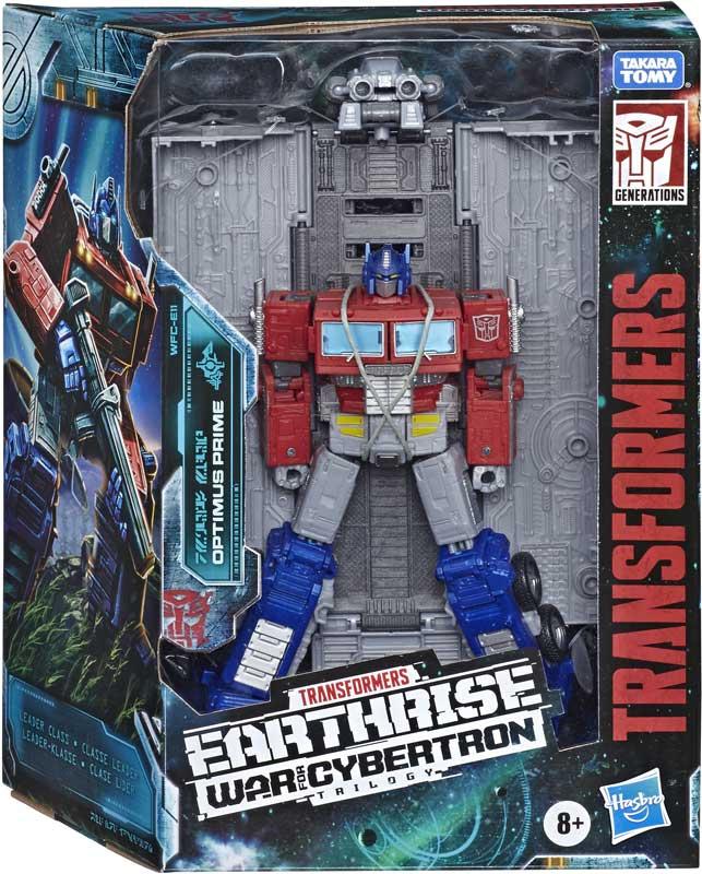 Wholesalers of Transformers Gen Wfc E Leader Optimus Prime toys