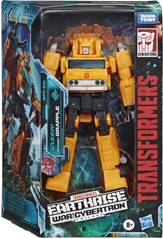 Wholesalers of Transformers Gen Wfc E Voyager Grapple toys