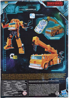 Wholesalers of Transformers Gen Wfc E Voyager Grapple toys image 4