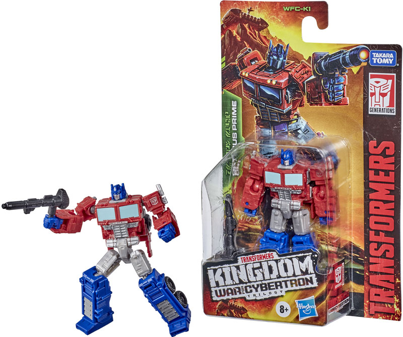 Wholesalers of Transformers Gen Wfc K Core Ast toys