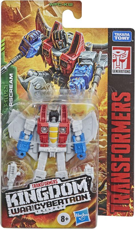 Wholesalers of Transformers Gen Wfc K Core Starscream toys
