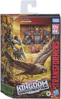 Wholesalers of Transformers Gen Wfc K Deluxe Air Razor toys image