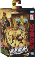 Wholesalers of Transformers Gen Wfc K Deluxe Cheetor toys image