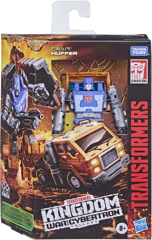 Wholesalers of Transformers Gen Wfc K Deluxe Huffer toys