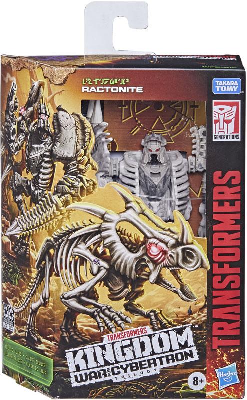 Wholesalers of Transformers Gen Wfc K Deluxe Ractonite toys