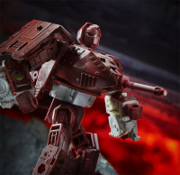 Wholesalers of Transformers Wfc Warpath toys image 4