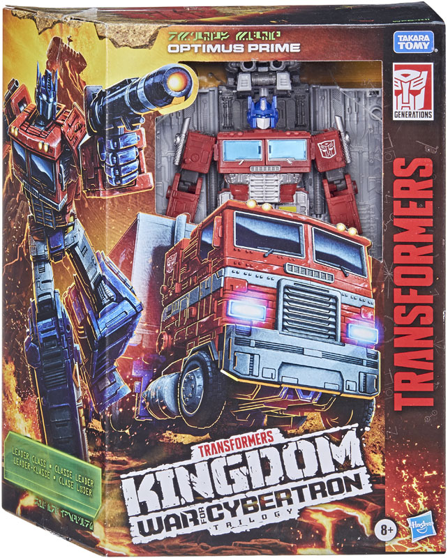 Wholesalers of Transformers Gen Wfc K Leader Optimus Prime toys