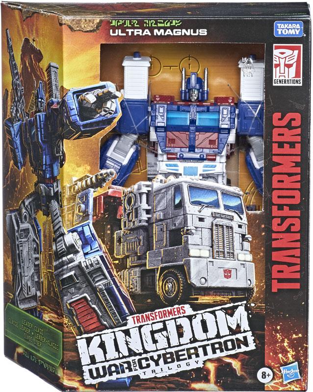 Wholesalers of Transformers Gen Wfc K Leader Ultransformers Magnus Earth toys