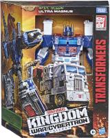 Wholesalers of Transformers Gen Wfc K Leader Ultransformers Magnus Earth toys image