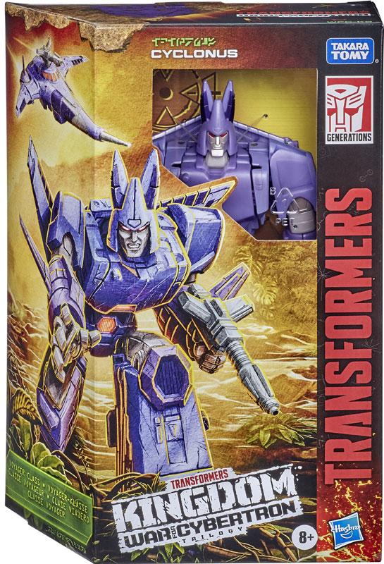 Wholesalers of Transformers Gen Wfc K Voyager Cyclonus toys