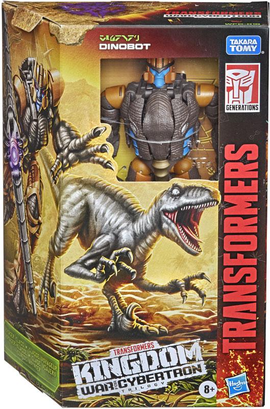 Wholesalers of Transformers Gen Wfc K Voyager Dinobot toys