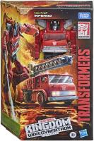 Wholesalers of Transformers Gen Wfc K Voyager Inferno toys image