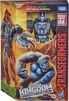 Wholesalers of Transformers Gen Wfc K Voyager Optimus Primal toys image
