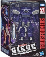 Wholesalers of Transformers Gen Wfc Leader Shockwave toys image