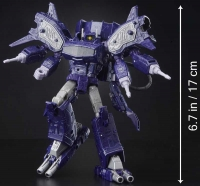 Wholesalers of Transformers Gen Wfc Leader Shockwave toys image 4