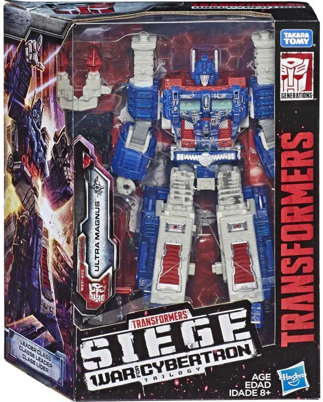 Wholesalers of Transformers Gen Wfc Leader Ultra Magnus toys