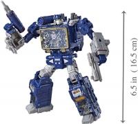 Wholesalers of Transformers Gen Wfc Voyager Soundwave toys image 4