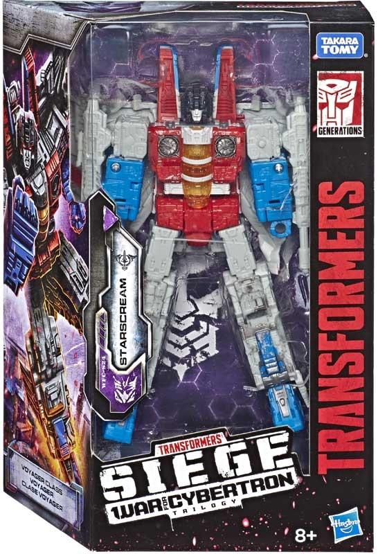 Wholesalers of Transformers Gen Wfc Voyager Starscream toys