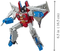 Wholesalers of Transformers Gen Wfc Voyager Starscream toys image 4