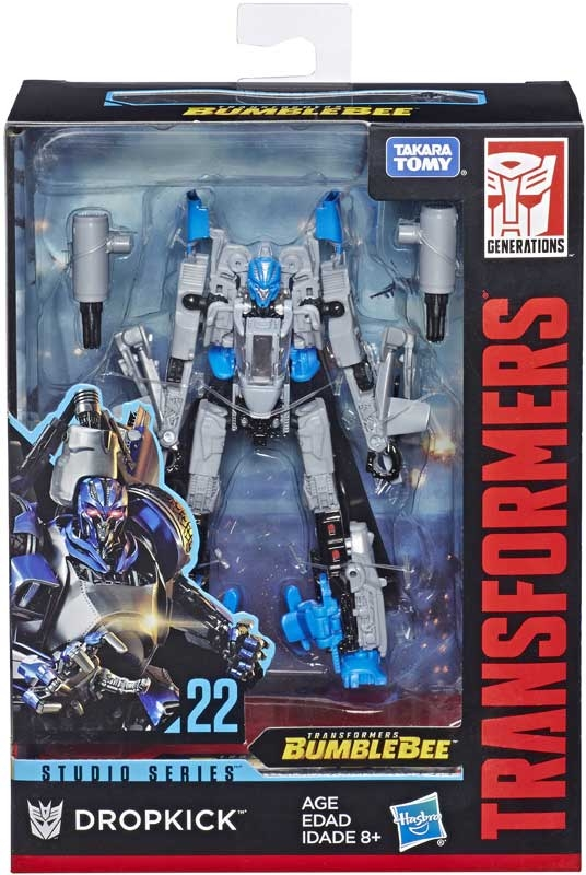 Wholesalers of Transformers Generations Studio Series Deluxe Blue Light toys