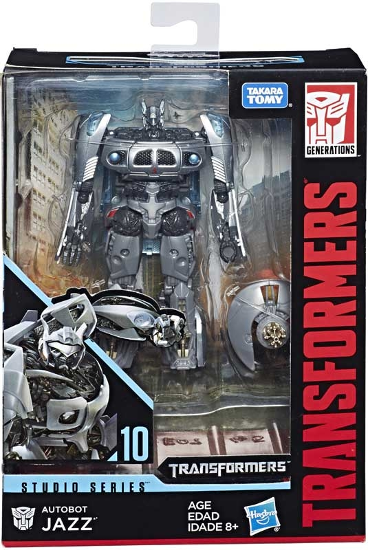 Wholesalers of Transformers Generations Studio Series Deluxe Jazz toys