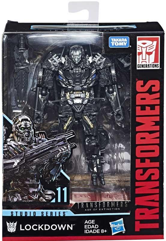 Wholesalers of Transformers Generations Studio Series Deluxe Lockdown toys