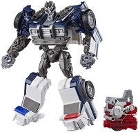 Wholesalers of Transformers Generations Studio Series Voyager Barricade toys image 2