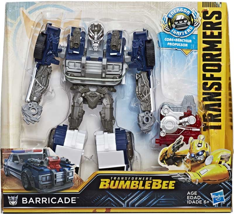 Wholesalers of Transformers Generations Studio Series Voyager Barricade toys