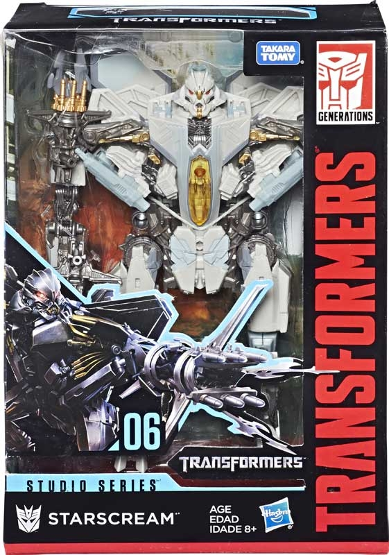 Wholesalers of Transformers Generations Studio Series Voyager Starscream toys