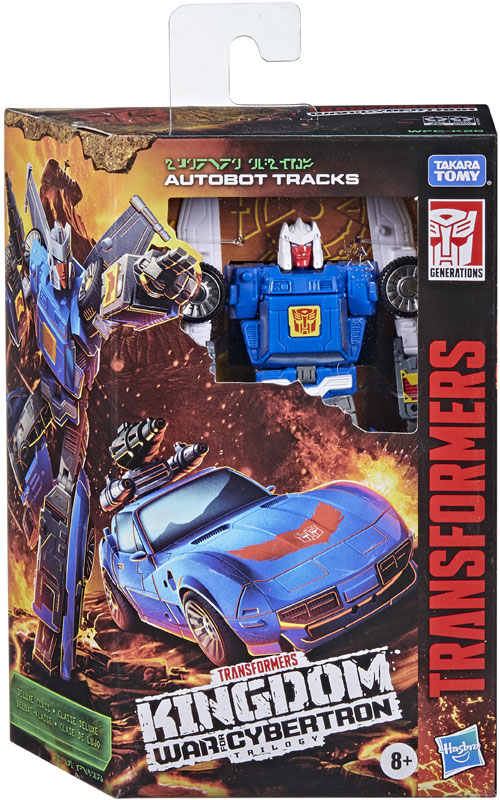 Wholesalers of Transformers Generations Wfc K Deluxe Tracks toys