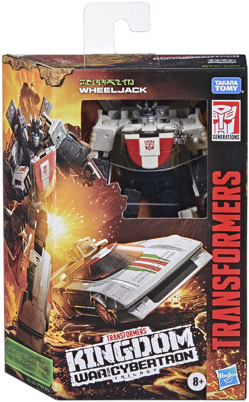 Wholesalers of Transformers Generations Wfc K Deluxe Wheeljack toys