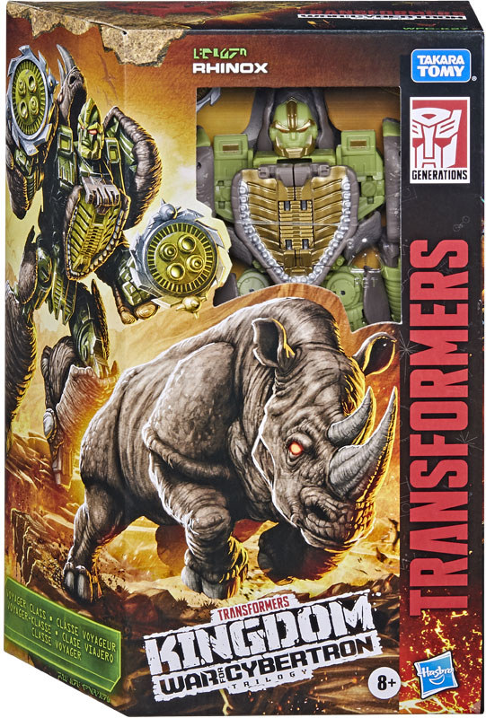 Wholesalers of Transformers Generations Wfc K Voyager Rhinox toys